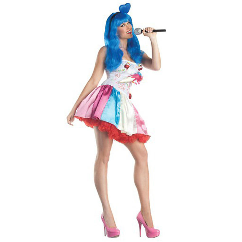 LV8031 Adult Candy Girl Pop Star Costume