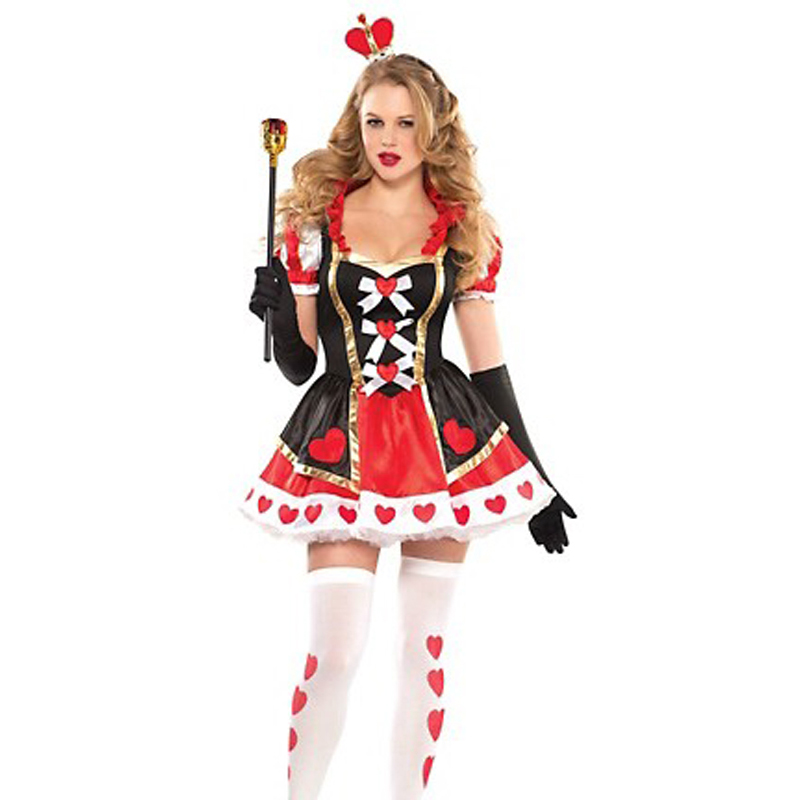 LV8032 Adult Charmed Queen Costume