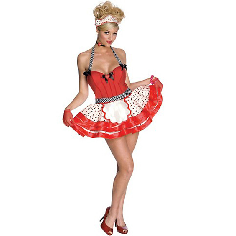 LV8035 Adult Sweetheart Costume