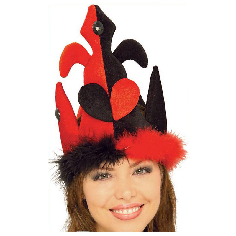 LH3143 Costume Queen of Hearts Crown