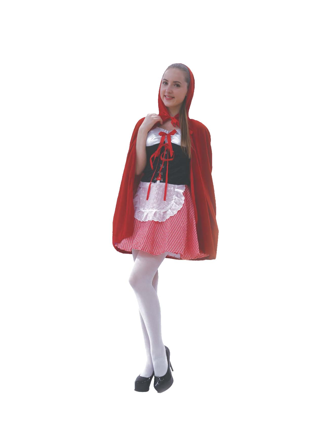 LC4005 Little Riding Hood Costume