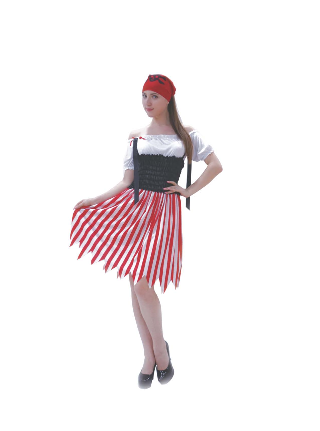 LC4015 Pirate Lady Costume