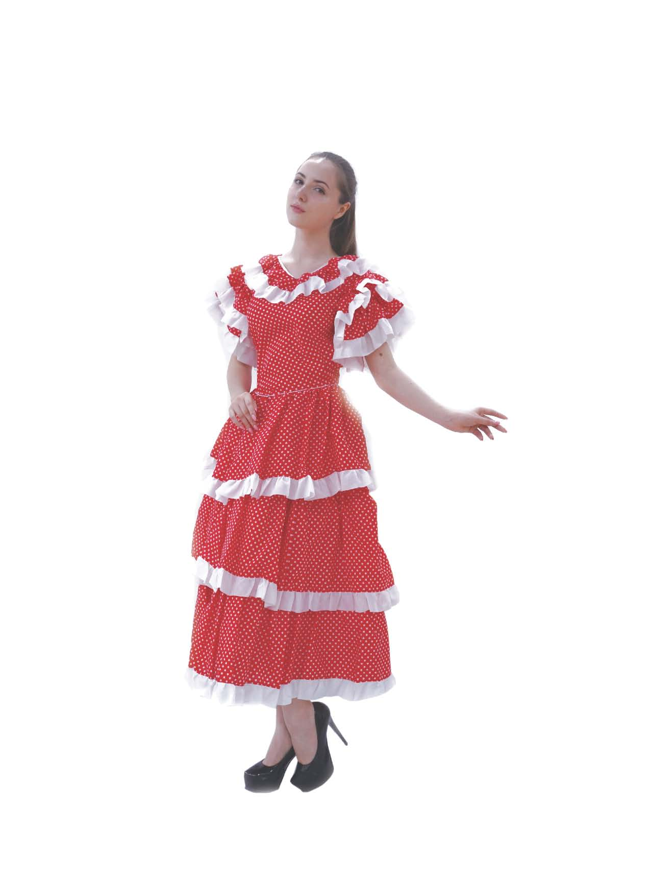 LC4017 Spanish Lady Costumes