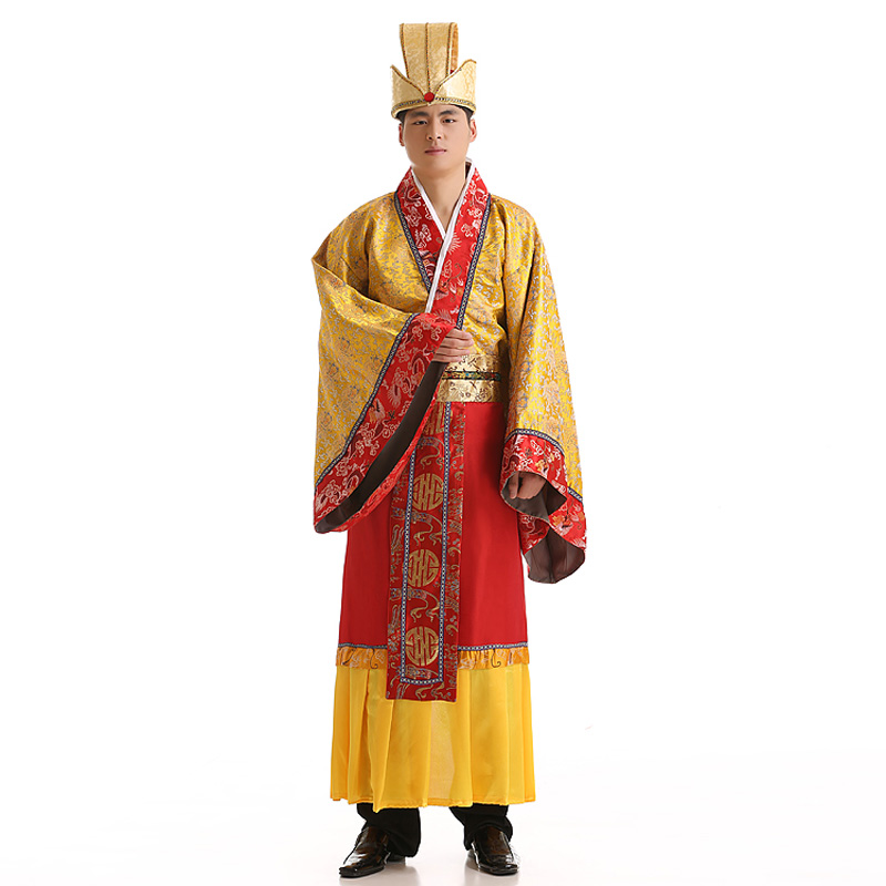 LM6001-Anciant Chinese costumes