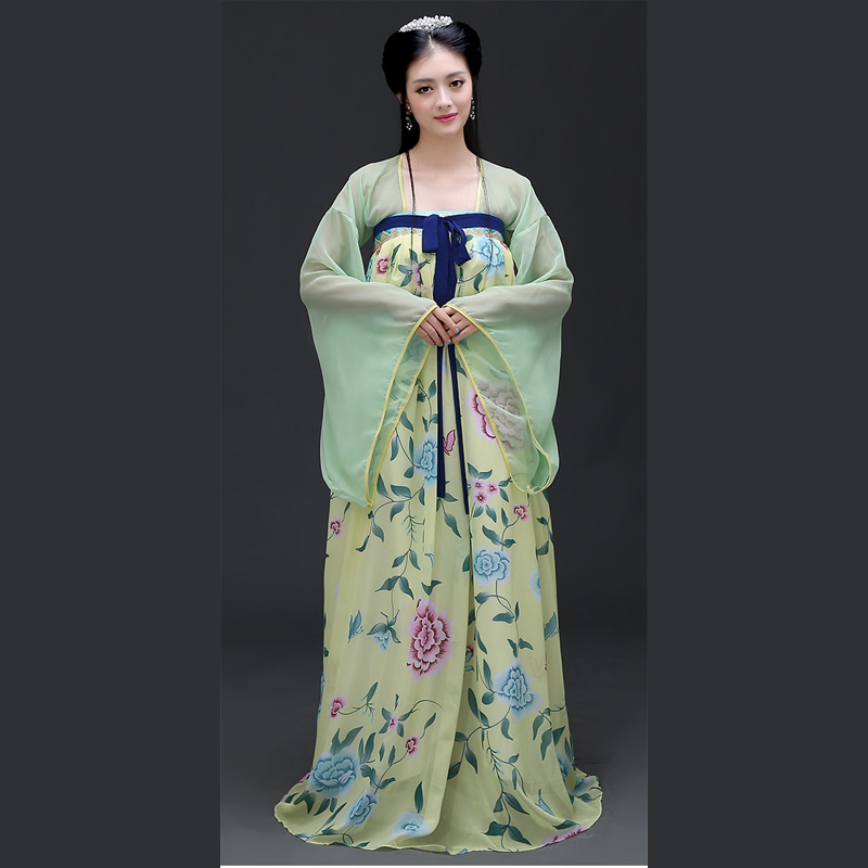 LL6003 Ranking imperial Concubine at Tang Dynasty