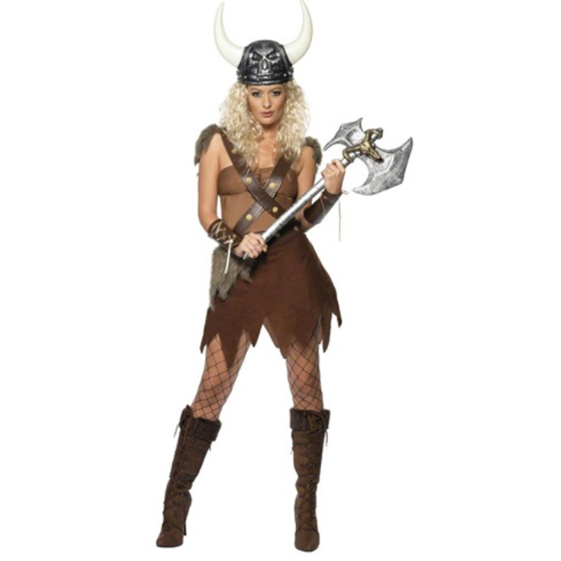 LL6135 VIKING WARRIOR COSTUME
